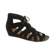 Clarks Parram Lux Sandale schwarz Gr 36