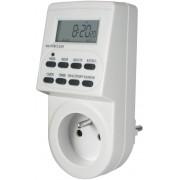 Brennenstuhl programator sterownik wyłącznik timer czasowy cyfrowy programator do choinki sterowania oświetleniem