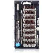 Kingsdun KS8060 - Precisie Schroevendraaierset - 60-delig - Magnetisch - Smartphones - Brillen - Elektronica