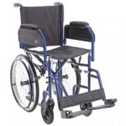 sedia a rotelle / carrozzina pieghevole skinny ingombro ridotto trasfo