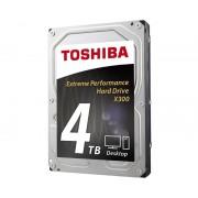 """TOSHIBA 4TB 3.5"""" SATA III 128MB 7.200rpm HDWE140UZSVA X300 series bulk"""