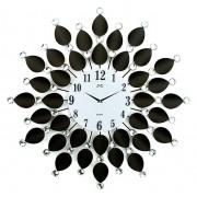 Paprskovité velké hodiny JVD design HJ76 průměr 45cm
