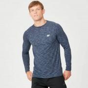 Myprotein Performance Long-Sleeve T-Shirt - XXL - Navy Marl