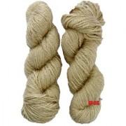 Vardhman Butterfly Peanut 200 gm hand knitting Soft Acrylic yarn wool thread for Art & craft Crochet and needle