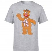 Muppets Camiseta Disney Los Teleñecos Fozzie el oso - Hombre - Gris - XL - Gris