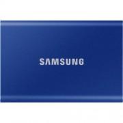 Samsung Portable SSD T7 2TB Indigo Blue