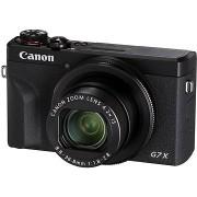 Canon PowerShot G7 X Mark III, fekete