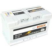 Bosch S5 12V 85Ah 800A Jobb+ autó akkumulátor