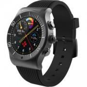 Смартчасовник MyKronoz Smartwatch ZeSport, Тъч екран, GPS, Черен, KRON-ZESPORT-BLACK