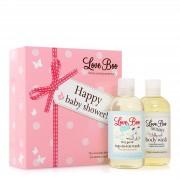Love Boo Pack de geles de ducha de Happy Baby - Gel corporal para mamás y bebés