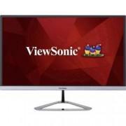 Viewsonic LED monitor Viewsonic VX2476-SMHD, 61 cm (24 palce),1920 x 1080 px 4 ms, IPS LED HDMI™, DisplayPort, VGA, na sluchátka (jack 3,5 mm)