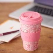 Ecoffee Cup/エコーヒーカップ 容量400ml ウィリアム・モリス柄 1個