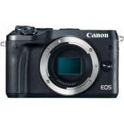Canon Aparat Eos M6 Body Czarny