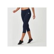 Heartbeat 7/8 Classic Legging - S - Navy blauw
