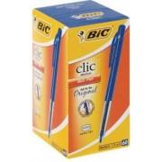 Bic Clic Medium Ballpoint Pen with Retractable