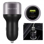 HUAWEI CP31 9V/2A 5V/1A Dual USB Fast Charging Adapter Car Charger for Huawei Mate 10/10 Pro etc.