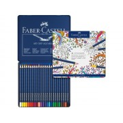 Faber Castell aquarelpotlood Art Grip etui a 24 stuks