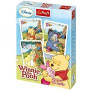 carduri Peter - Winnie the Pooh (08428)