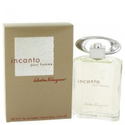 Incanto For Men By Salvatore Ferragamo Eau De Toilette Spray 3.4 Oz