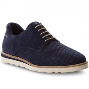 Обувки PEPE JEANS - Barley Perforation PMS10218 Navy 595