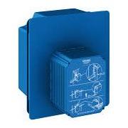 Grohe Rapido UMB Rohbauset für Urinal nicht für Tectron Infrarot Elektronik 230 V chrom 38787000
