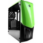 Kuciste Raidmax GAMA, 12cm Fan/Green/USB 3.0/A18TG