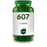 607 L-Lysine 500 mg - 90 Capsules AOV