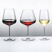 Zalto Denk'Art Burgundy Glass, Bordeaux Glass or White Wine Glass, Burgundy Glass, Set of 2
