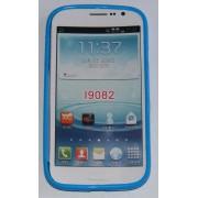 Силиконов гръб ТПУ за Samsung I9082 Galaxy Grand Син