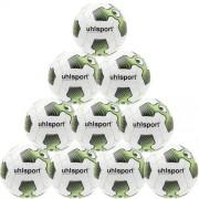 uhlsport Fußballpaket (10 Stück) TRI CONCEPT 2.0 REBELL - weiß/fluo
