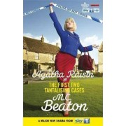 Agatha Raisin and the First Two Tantalising Cases by M. C. Beaton