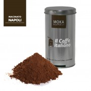 Il Caffe Italiano Napoli Cafea Macinata 250g in cutie metalica