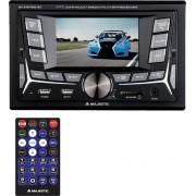 "Majestic Sv516rdsbt Autoradio Bluetooth 2 Din Con Schermo 4"" Vivavoce Radio Fm Potenza 180 Watt Usb Mp3 Ingresso Aux Colore Nero - 100516 Sv-516 Rds Bt"
