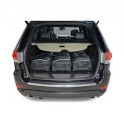 Jeep Grand Cherokee IV (WK2) 2010-present Car-Bags Travel Bags