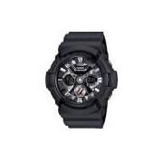 Relógio Casio G-Shock Masculino GA-201-1ADR