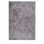 Zuiver Miller - Tapis vintage bleu - Couleur - Bleu gris, Dimensions - 170x240 cm
