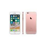 "iPhone 6s Apple com 64GB e Tela 4,7"" HD com 3D Touch, iOS 11, Sensor Touch ID, Câmera iSight 12MP, Wi-Fi, 4G, GPS, Bluetooth e NFC - Ouro Rosa"