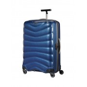Samsonite Trolley Firelite Spinner 75 cm blau