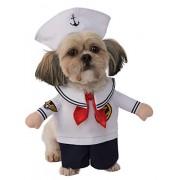 Rubie's Walking Sailor Pet Costume, Large