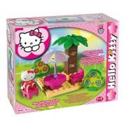 Set constructie Unico Plus Hello Kitty Picnic 14 piese