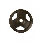 Deka Barbell 30 mm gumírozott tárcsa 10 kg