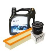 Pachet revizie DACIA LOGAN/SANDERO motor 1.2 16V 75CP Cod D4F 732 Dacia oil