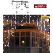 Fényfüggöny fényív 2 x 2 m 220 db meleg fehér LED KDB 002