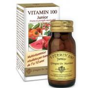 Dr.giorgini ser-vis srl Vitamin 100 Junior 100past