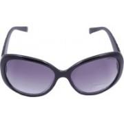 Miami Blues Oval Sunglasses(Blue)
