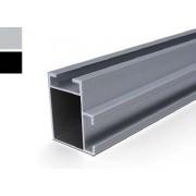 VS+ szerelősín 41 x 35 x 4200 mm (FEKETE)