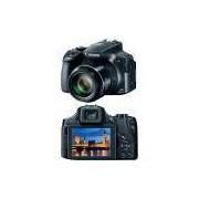 Câmera Digital Semiprofissional Canon Sx60hs 16.1mp Zoom Óptico 65x