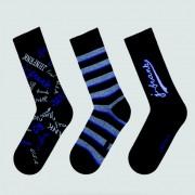 Pánske ponožky John Frank JFLS17W14 - 3PACK
