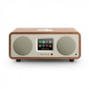 Numan One – 2.1 Radio Internet design Bluetooth Spotify Connect DAB/DAB+ -marron