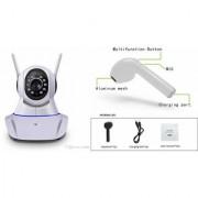 Mirza Wifi CCTV Camera and HBQ I7R Bluetooth Headset for LG OPTIMUS L3 II DUAL(Wifi CCTV Camera with night vision  HBQ I7R Bluetooth Headset )